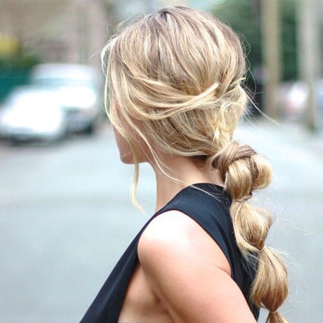 A Beautiful Mess Hair Beauty Perfect Padgram Hair Styles Long Hair Styles Bubble Ponytail