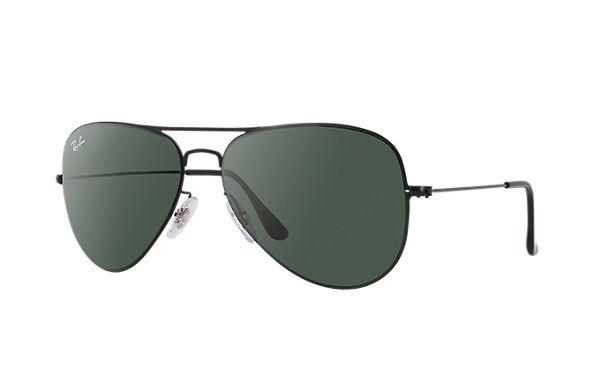 228bccb81d9 Ray-Ban RB3513 149 13 58-15 Aviator Flat Metal Sunglasses