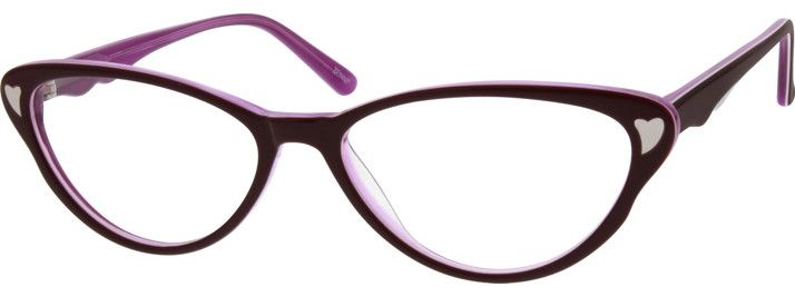 popular glasses frames  Latest Zenni Cat-Eye Glasses Review