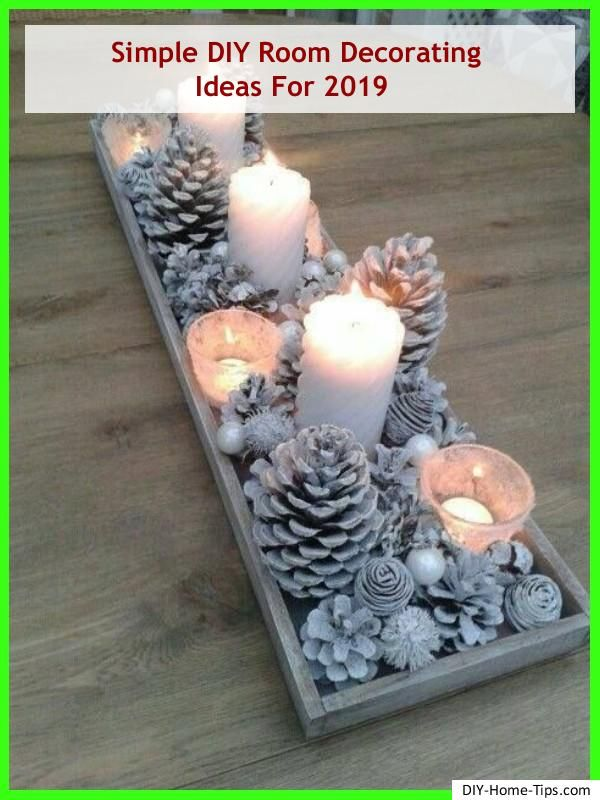 Home Decor Programmes Uk In 2020 With Images Diy Christmas Table Christmas Centerpieces Diy Wedding Table Centerpieces Diy