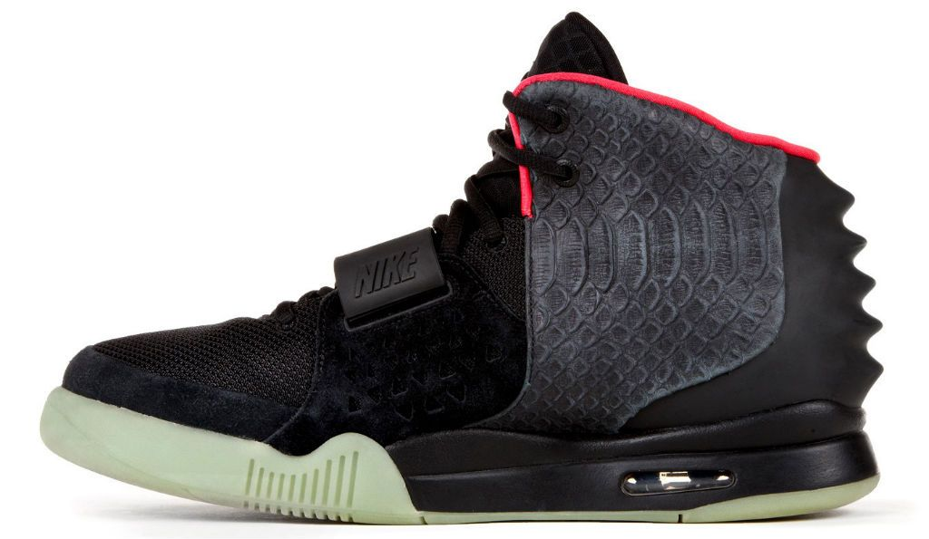 new style d82df fe329 ... coupon for nate robinson wore nike air yeezy 2s in an nba game for some  reason