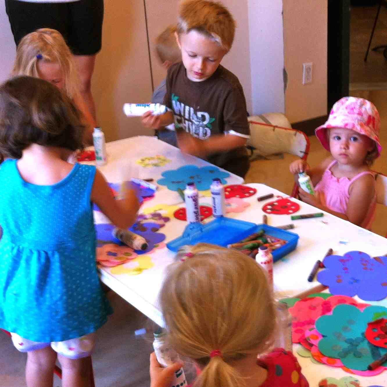 Understanding The Developmental Preschool Art