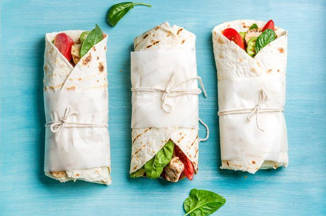 Sack Lunch Ideas for the Working Man images
