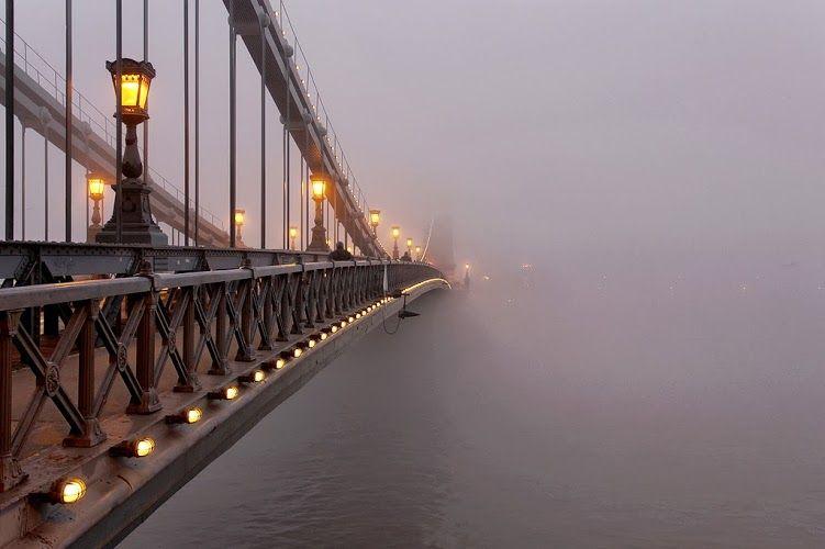Chain Bridge Budapest Hungary By Romeodesign Budapest Budapest Hungary Bridge