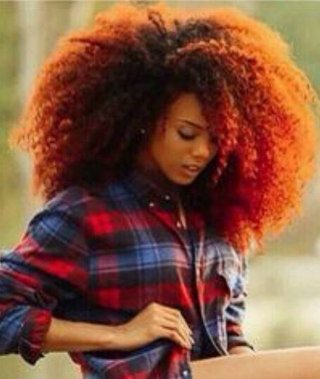 Is Natural Hair a Trend? – thecurlcafe