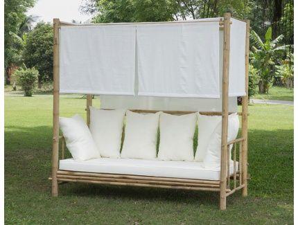 sonneninsel bambus robinson wohnen pinterest bambus outdoor lounge und sonne. Black Bedroom Furniture Sets. Home Design Ideas