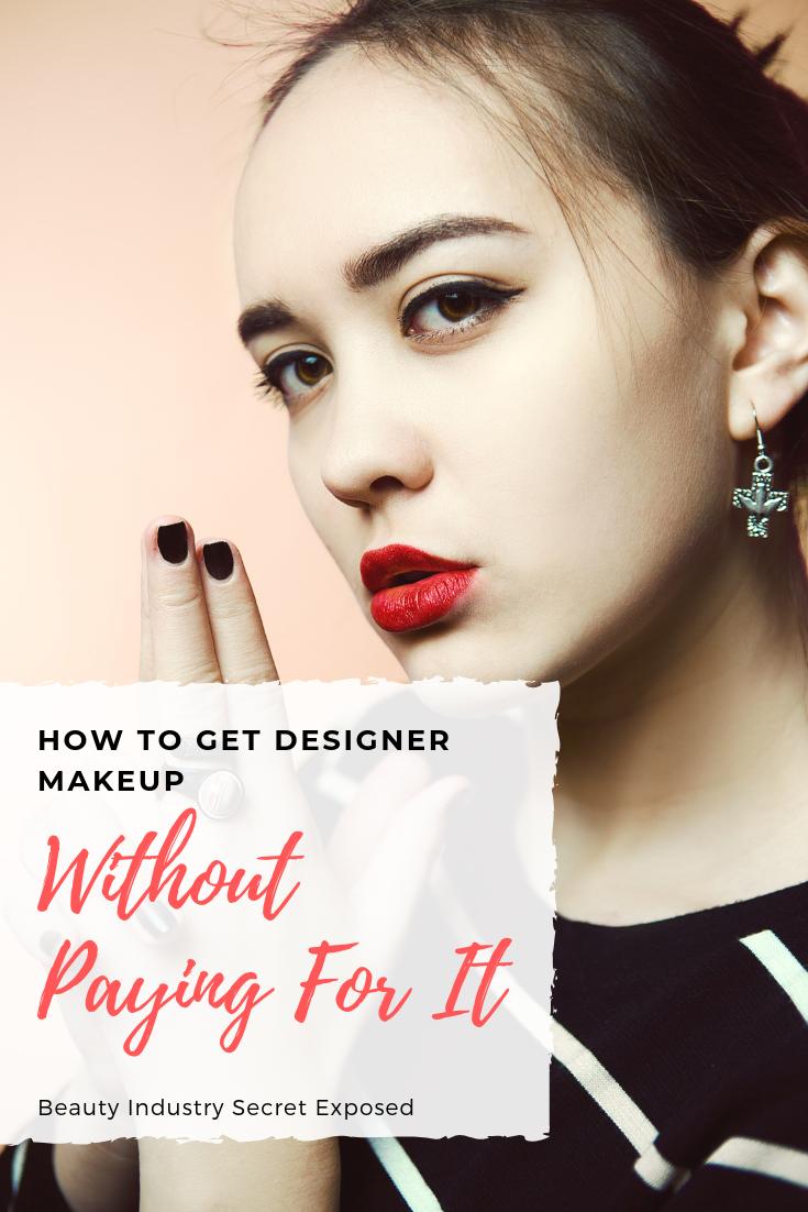 Youtube MUA Reveal Secret Trick For Free Makeup Samples
