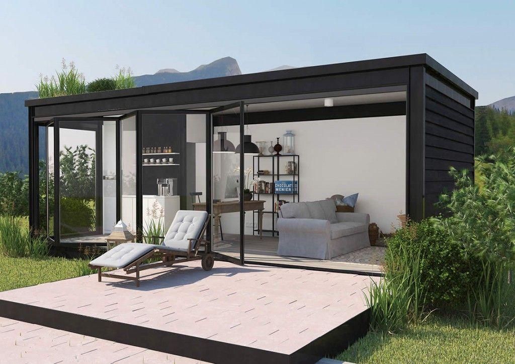 The homebox casas prefabricadas de dise o con contenedores modulares a cottage casas casas - Casas modulares contenedores ...