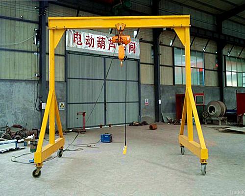 Hoist Gantry Crane in 2020 Gantry crane, Cranes for sale