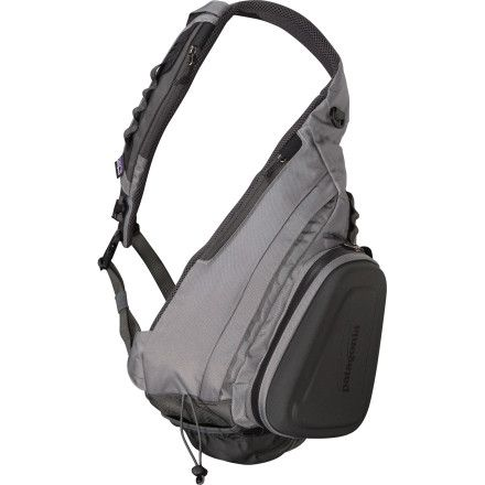Stealth Atom Sling In 2020 Fly Fishing Gear Fly Fishing Bag Sling Pack