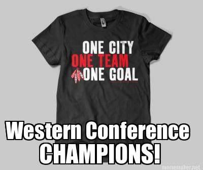 Western Champion t-shirts