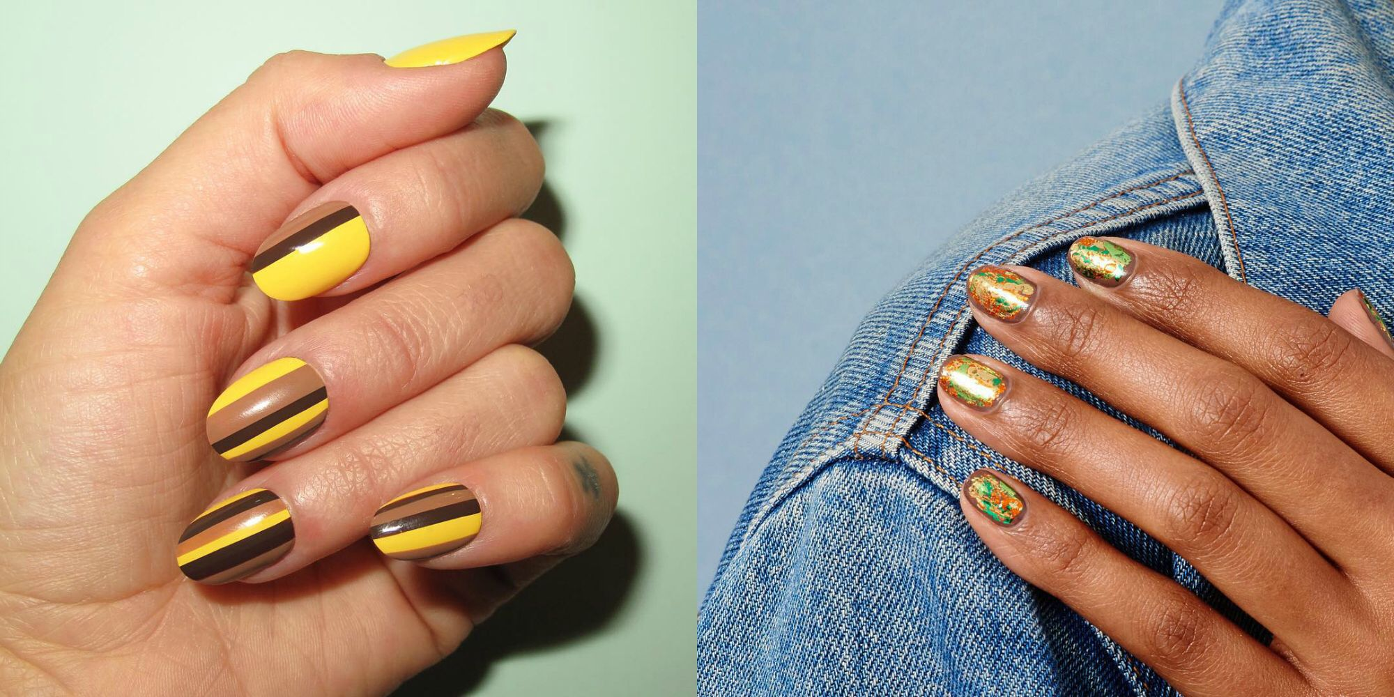 12 New Nail Art ideas For Fall   Autumnal, Neutral and Cozy
