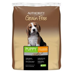 Authority Puppy Food Dry Food Petsmart Puppy Food Free