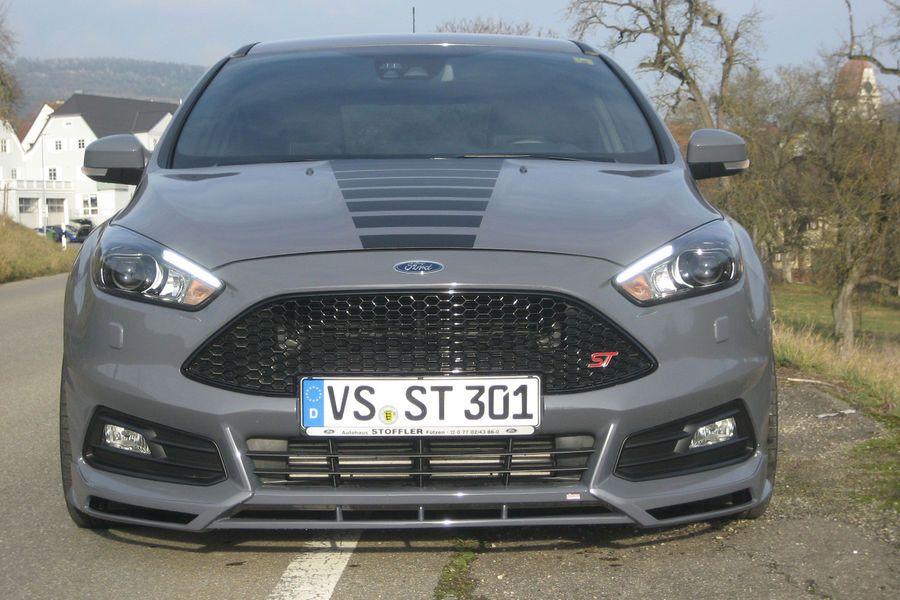 Ford Focus 3 St Neues Body Kit Von Jms Ford Focus 3 Auto Motor