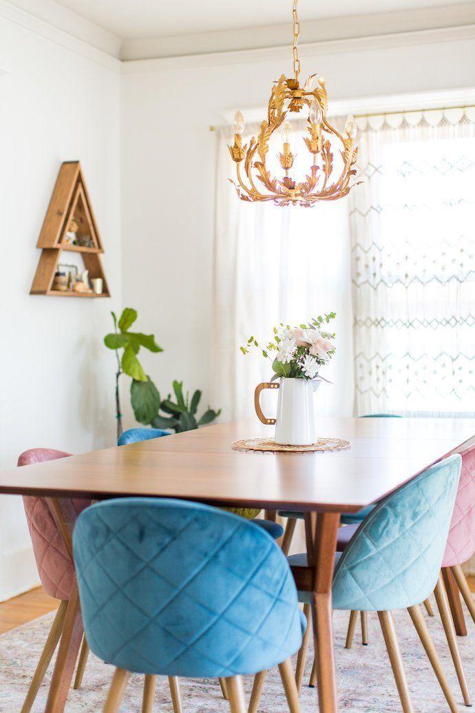 Vintage Meets Modern In Courtney Halverson's LA Home ...