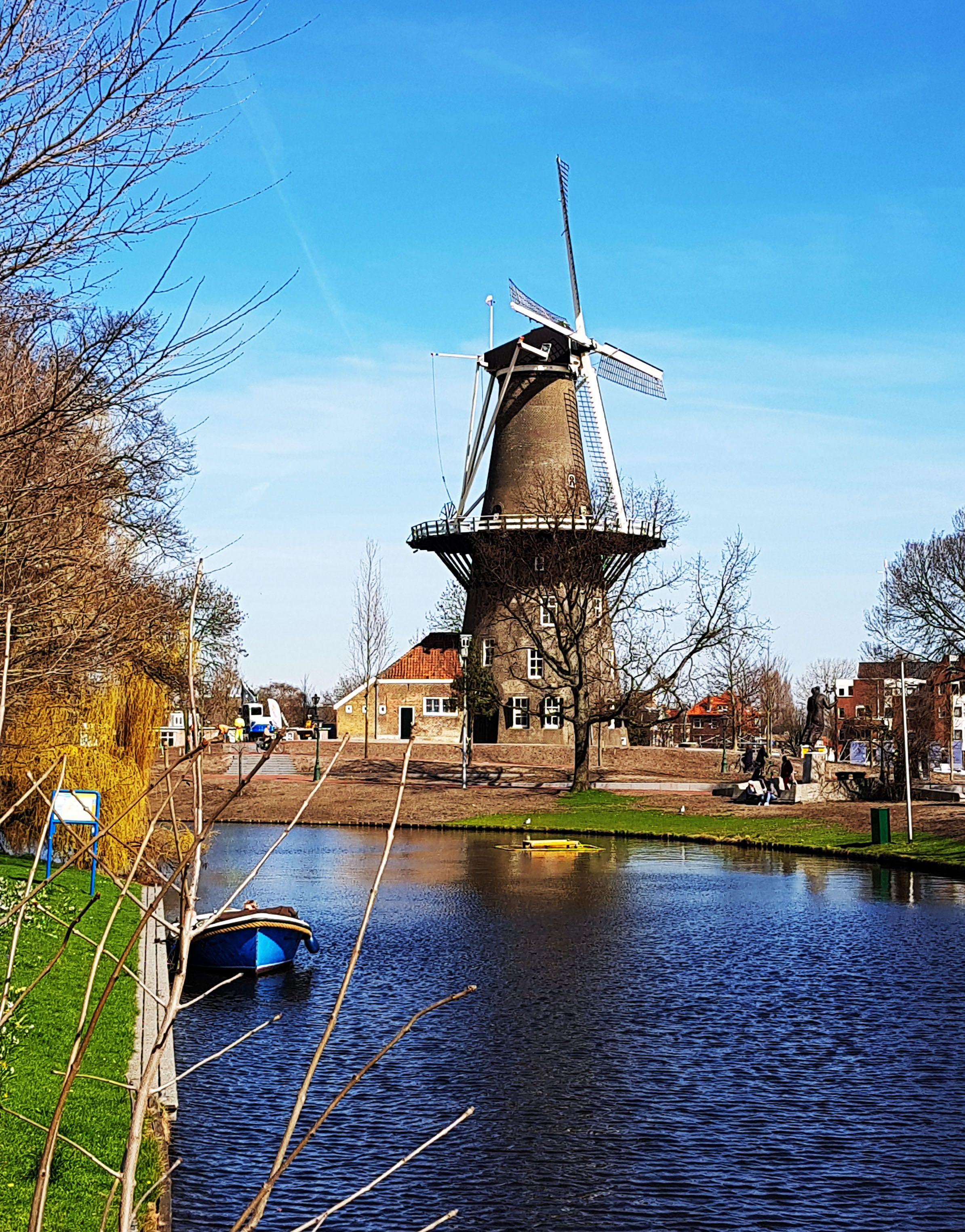 wetter leiden holland