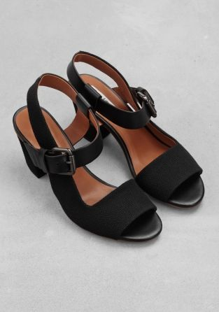 & Other Stories | Low-heel sandals