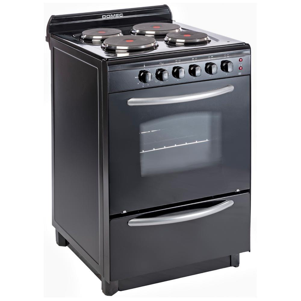 Cocina Electrica Domec Cenu Ancho 56 Cm Cocina Electrica