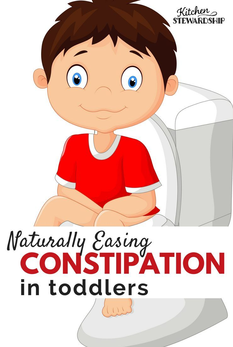 Natural Alternatives To Help With Constipation In Your Child