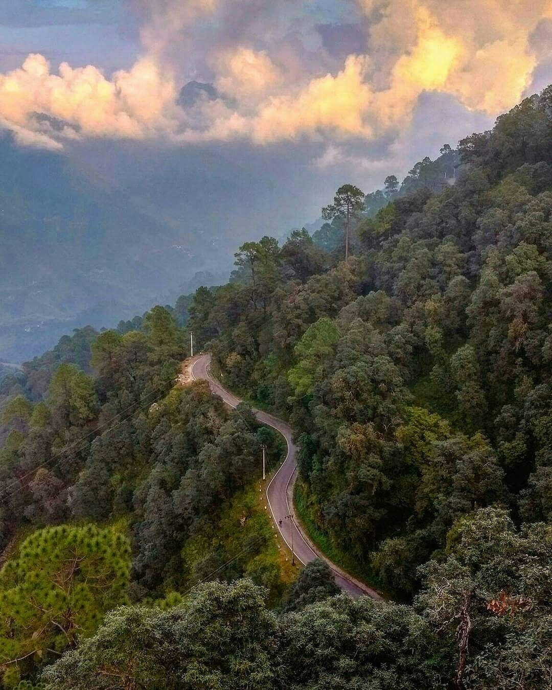 Tip N Top, LansDown, Uttarakhand. ❤