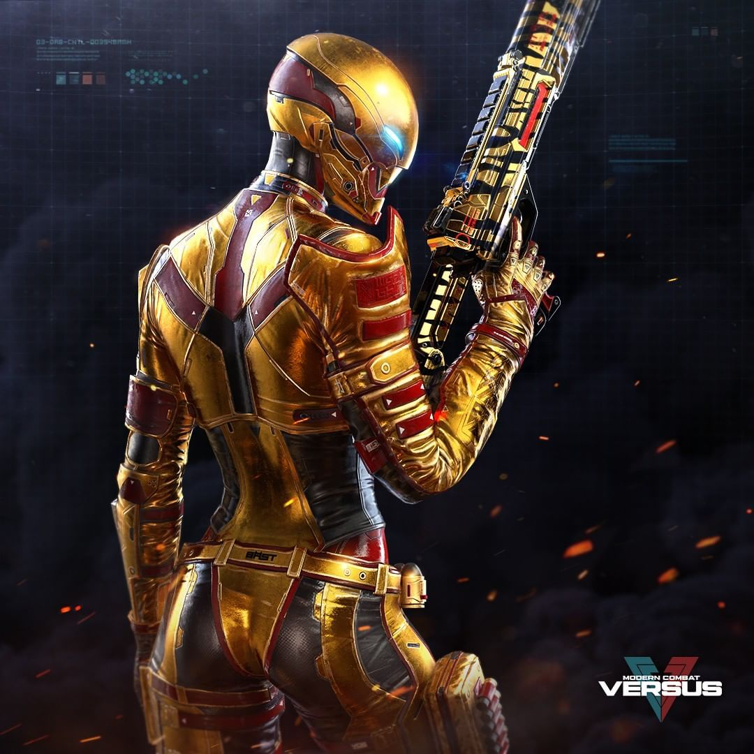 Modern Combat Versus On Instagram Don T Forget That This Frenzy Weekend Gives You The Chance To Get The Gold S Game Loft Dark Fantasy Art Star Wars Wallpaper