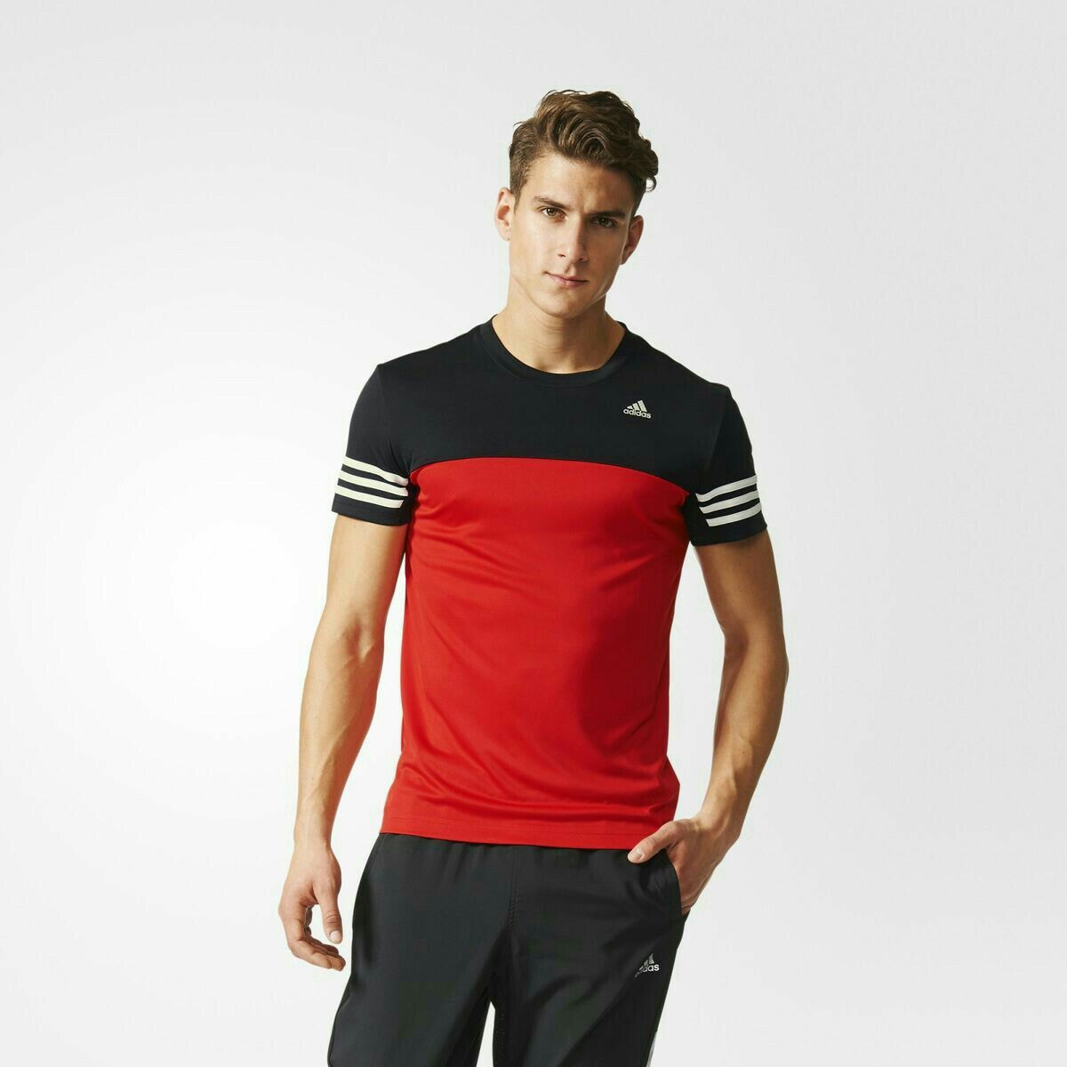 Pin de Luis en poleras Adidas en 2019   Playeras de moda