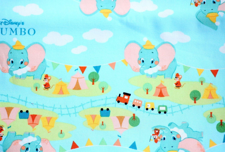 Dumbo Nursery Disney Fabrics By The Yard