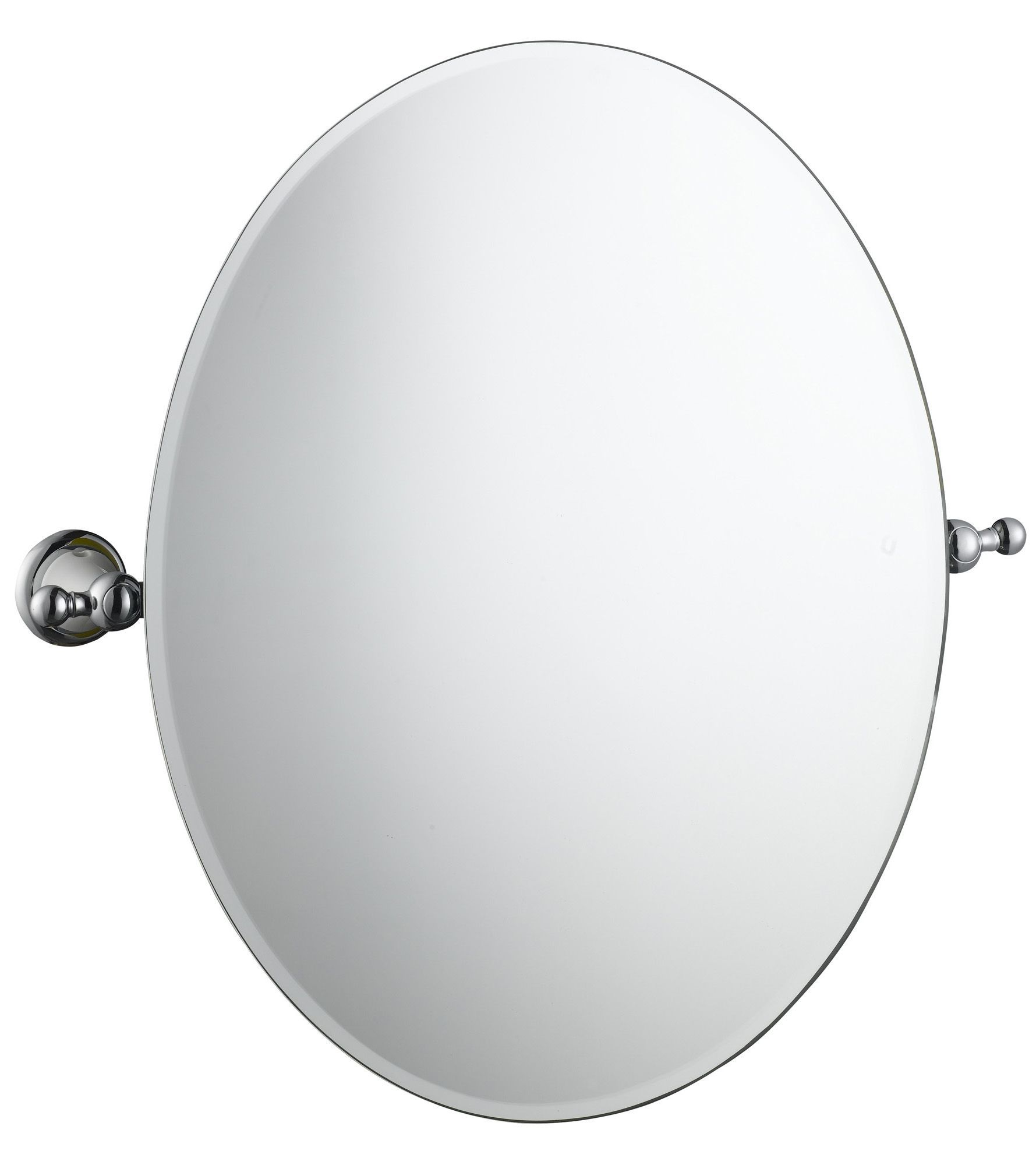 Cooke Amp Lewis Timeless Oval Wall Mirror W 501mm H 500mm Departments Diy At B Amp Q Oval Wall Mirror Mirror Wall Mirror