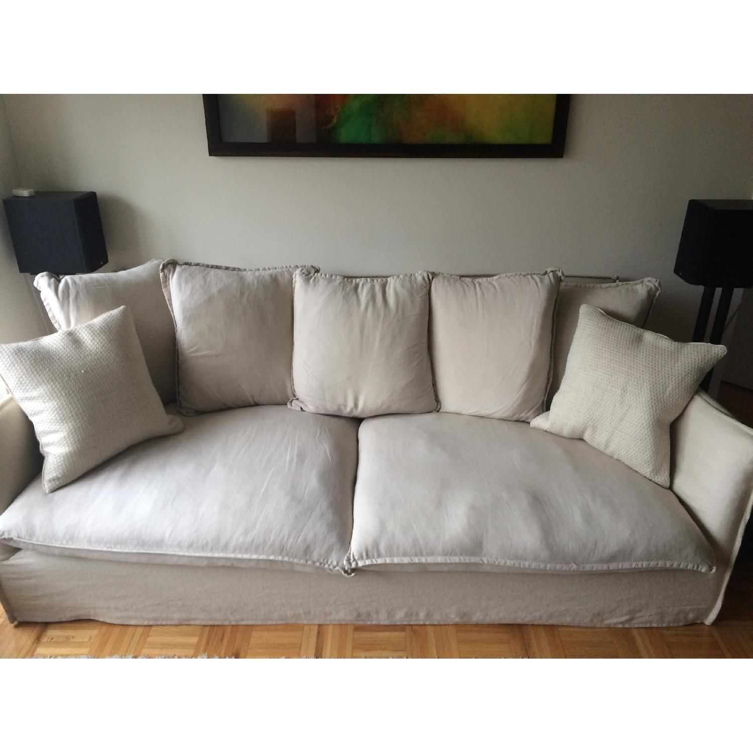Crate Barrel Oasis Sofa Best Sofa Sofa Most Comfortable Couch