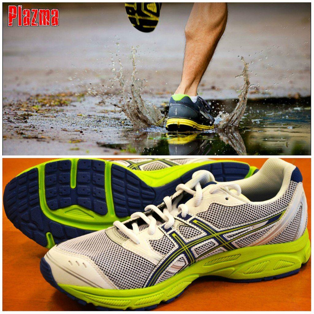 Комфортные беговые модели обуви  Asics (магазин