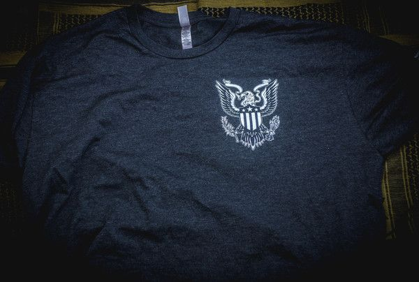 Mike Line -- US ARMY T-Shirt