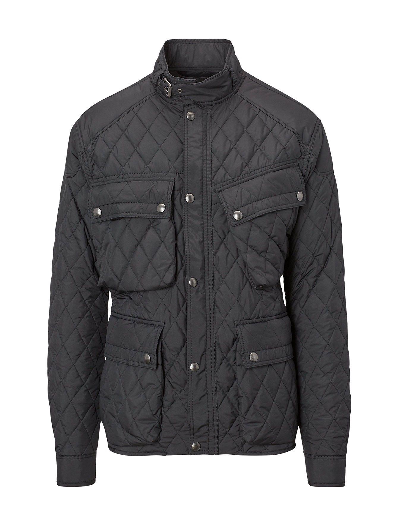 RALPH LAUREN Quilted Utility Jacket. #ralphlauren #cloth #