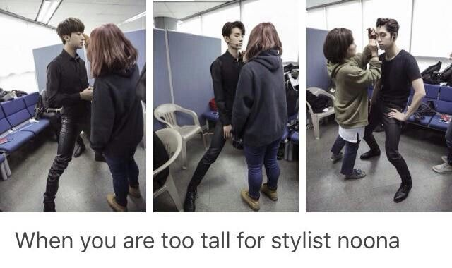 «✧ @amberscintilla ✧» well theres a reason theyre called the tall idiots