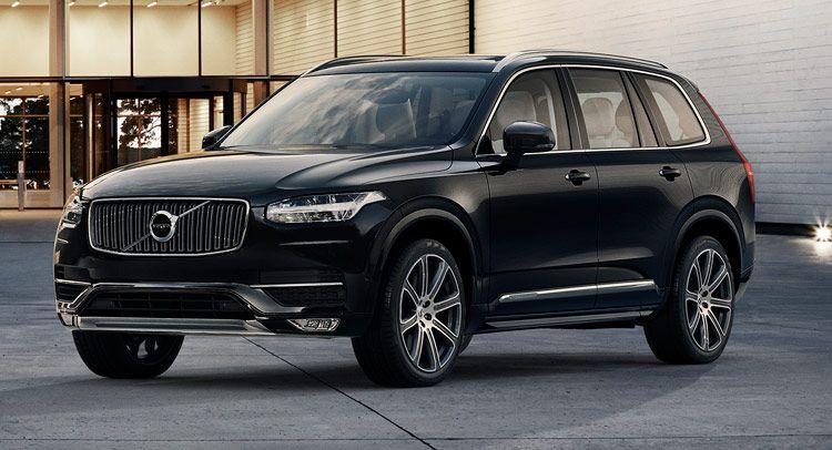 New 2015 Volvo XC90