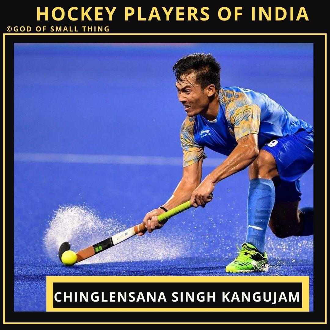 Famous Hockey Players Of India Chinglensana Singh Kangujam In 2020 Hockey Players Players Hockey