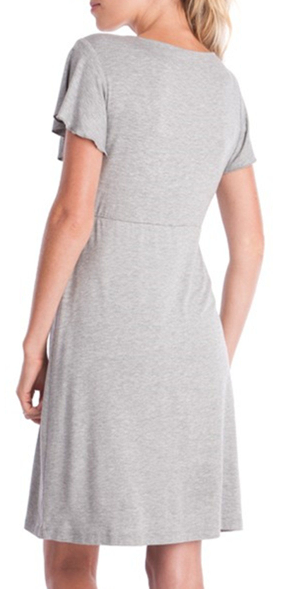 2c4721ff6c8 Maternity Styles - clingy maternity dresses   Sexymee Womens Maternity  Dress Short Sleeve Nursing Nightgown for Breastfeeding Sleepwear    To  check out ...