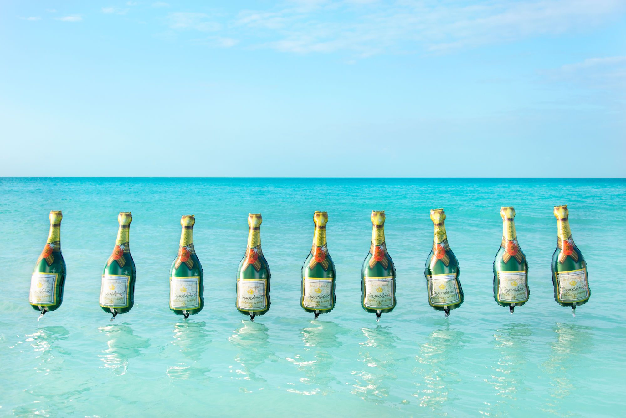 Pop the Bubbly The Party Invitation Timeline Champagne