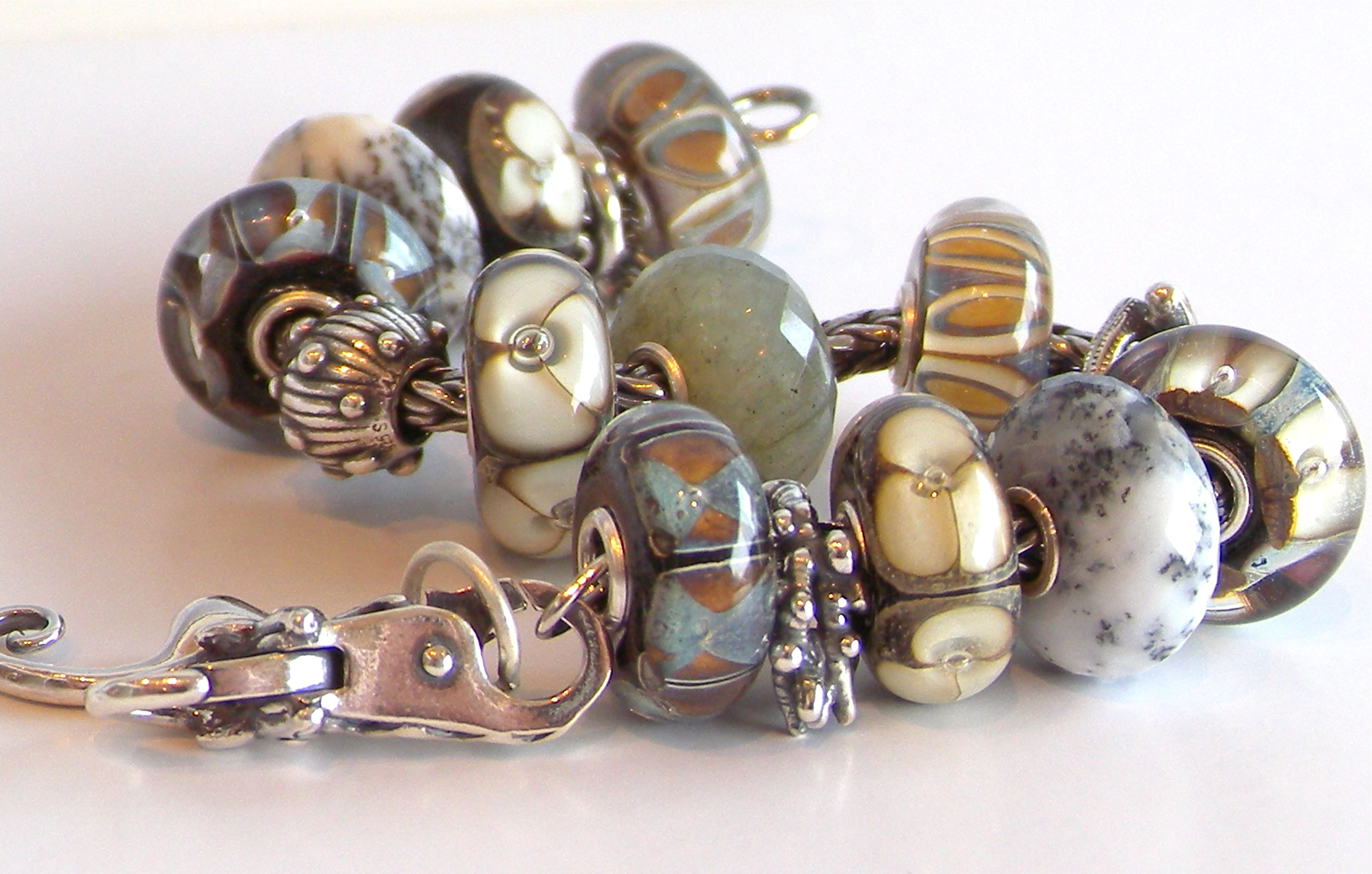 Spring 2013 Trollbeads - love the look but not the price. :-/