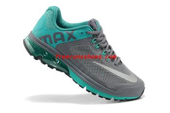 san francisco e3837 29863 Nike Air Max Excellerate 2 Running Shoe Gray Jade For Women