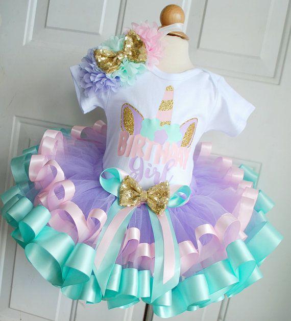 Unicornio camisa unicornio cumpleaños traje unicornio  3aa04ccf5b1