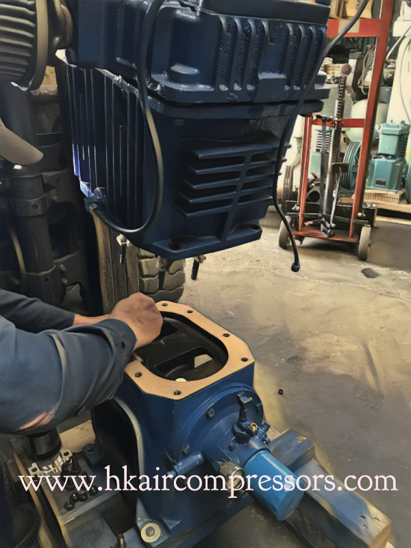 air compressor sales and service in the Dallas, Fort Worth