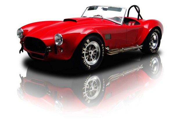 1965 Bill Elliot Signature Series Shelby Cobra Roadster 358 V8 860