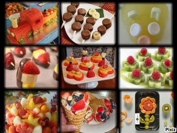 dessert de fruit idee repas printemps enfants pinterest id e repas repas et printemps. Black Bedroom Furniture Sets. Home Design Ideas