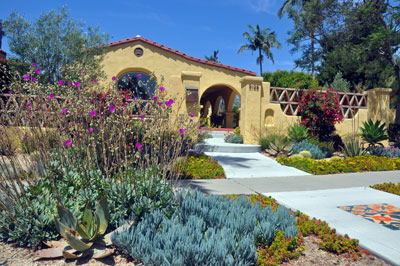 Drought Tolerant Landscaping Is Part Of The Solution To Californiau0027s Water  Woes. Xeriscaping Can