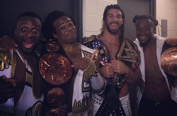 Thisisderric Wwe Seth Rollins Wwe Tag Teams Seth Rollins
