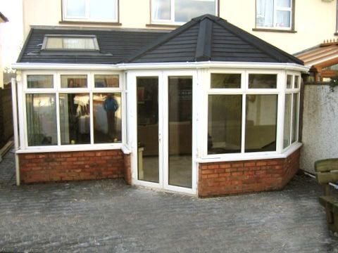 Gallery Solid Roof Conservatories Garden Room Extensions House Extension Design Tiled Conservatory Roof