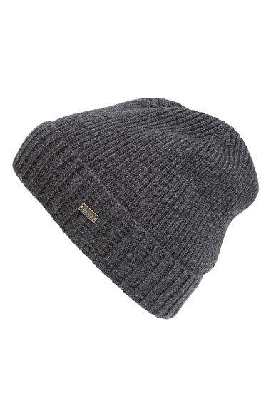 BOSS HUGO BOSS  Fati  Wool Beanie available at  Nordstrom  e13dd4797e64