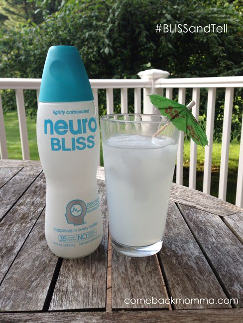 Neuro Bliss: Reduce Stress and enter to win a $10,000 Vacation too! #BLISSandTell and #CGC