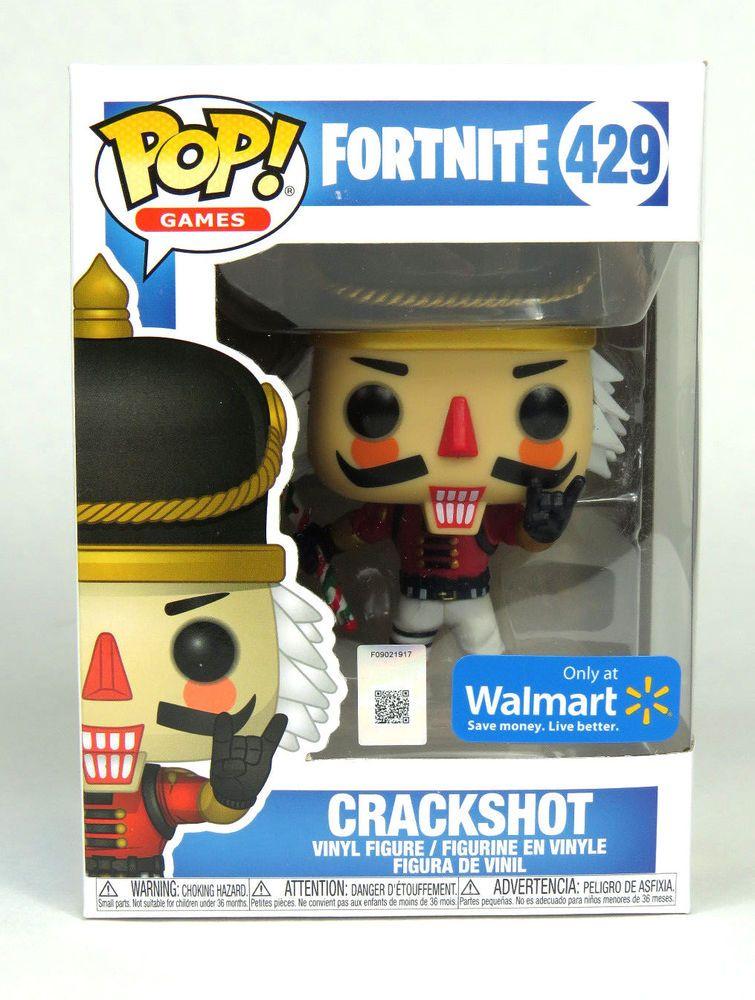 Placeholder Link Funko Pop Fortnite Crackshot Walmart