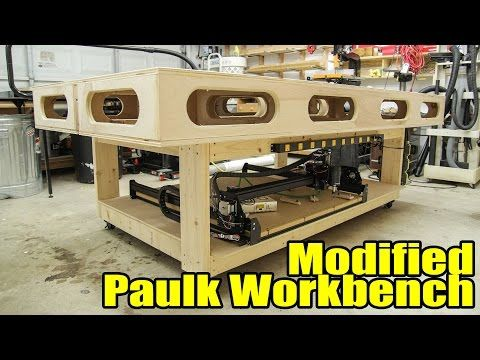 Sensational Modified Paulk Workbench Paulk Workbench Woodworking Onthecornerstone Fun Painted Chair Ideas Images Onthecornerstoneorg